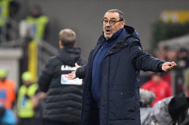 Poste Italiane, risposta polemica a Sarri: stavolta i tifosi lo difendono!
