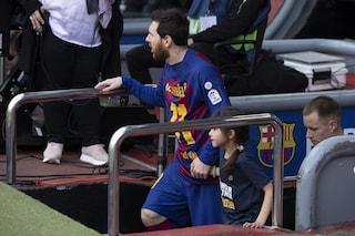 """Barcellona, Messi emozionato per il San Paolo: """"Da tempo volevo giocarci, sarà stupendo"""""""