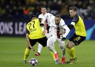 """Paris Saint-Germain, Neymar polemico: """"Sono stato fermo 4 gare ma non ero d'accordo"""""""