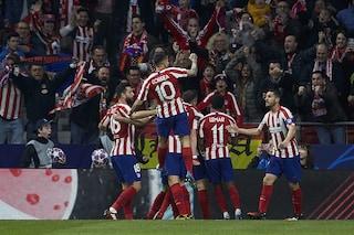 Champions League, Simeone si 'mangia' Klopp: l'Atletico Madrid batte 1-0 il Liverpool