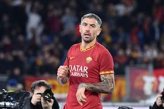 Roma-Lecce, Kolarov segna ma i tifosi lo contestano: fischi e cori dalla Curva Sud