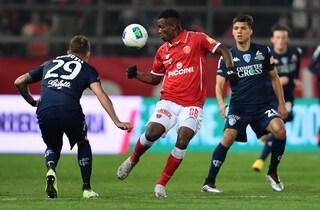 Serie B, l'Empoli vince a Perugia con un gol di Frattesi e vede i play off