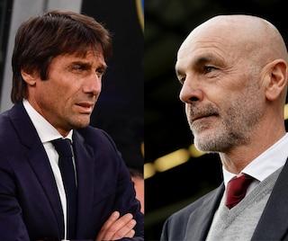 Inter-Milan: le possibili novità tattiche di Conte e Pioli per il derby