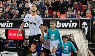 Valencia, buona la prima per Florenzi: l'ex Roma strappa applausi e sfiora il gol