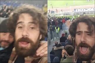 Tommaso Paradiso scatenato sui social per la vittoria della sua Lazio sull'Inter
