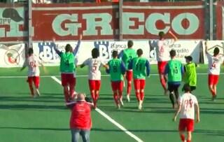 Serie D, la Turris festeggia: è l'unica squadra ancora imbattuta in Italia