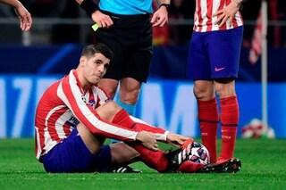 """Atletico Madrid, Morata: """"Spero di non incontrare la Juventus in Champions"""""""