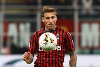 Milan, un altro infortunio per Lucas Biglia: distorsione al ginocchio