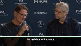"""Fabio Capello: """"Titoli revocati al City? Io ne so qualcosa con la Juventus"""""""