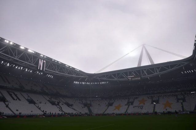 Coronavirus: Juventus-Inter del 1° marzo a forte rischio rinvio