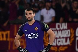 Roma, Daniel Fuzato inserito nella lista per l'Europa League, sarà il vice di Pau Lopez