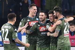Napoli-Lecce ore 15 su Sky: dove vedere la partita in tv e streaming