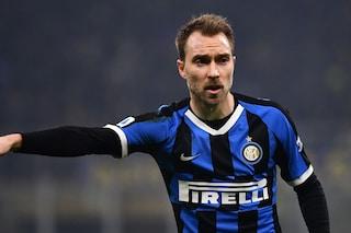 Ludogorets-Inter Europa League 0-2: gol di Eriksen e Lukaku