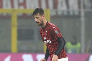 """Matteo Gabbia: """"Dopo Ibrahimovic sogno di giocare con Thiago Silva nel Milan"""""""
