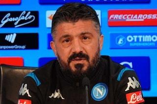 """Napoli, Gattuso in conferenza: """"Allan a disposizione"""". Koulibaly salta il Barcellona"""