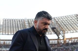 """Gattuso: """"Se c'è il VAR perché l'arbitro non va a rivedere l'episodio da rigore?"""""""