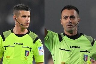 Serie A, Giua e Di Bello non arbitreranno nella 24a giornata. Rizzoli li ferma per un turno