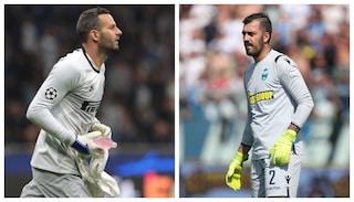 Inter, l'arrivo di Viviano dipende dagli esami di Handanovic: nelle prossime ore la decisione