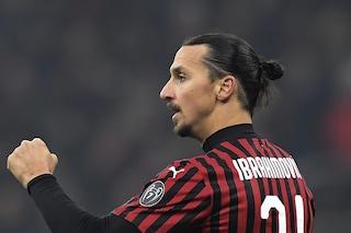 "Milan-Verona, Pioli: ""Ibrahimovic non ci sarà, ha l'influenza"""
