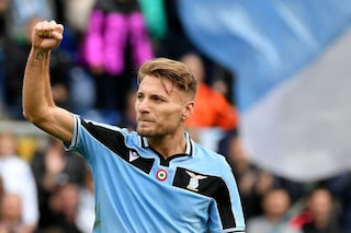 Immobile, re dei bomber, 25 gol in 21 partite con la Lazio, record di Higuain nel mirino