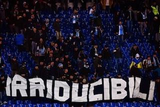 Gli 'Irriducibili' della Lazio si sciolgono dopo 33 anni: gruppo storico del tifo italiano