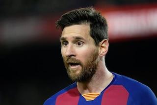 "Messi: ""Juve, Psg, Liverpool e Real favorite per vincere la Champions"""