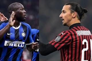 Che rimonta, da 0-2 a 4-2. L'Inter vince il derby e aggancia la Juve