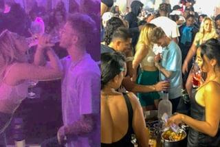 La notte brava di James Maddison a Dubai: passata con donne e alcool