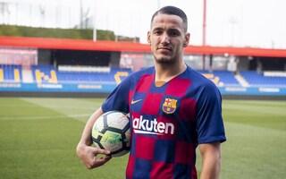 Barcellona, convocato l'ex Inter Manaj con per la gara di Liga contro il Getafe