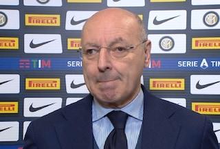 """Inter, Marotta risponde a Messi su Lautaro Martinez: """"Forse lo vede come suo erede"""""""