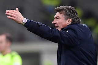 Walter Mazzarri non è più l'allenatore del Torino