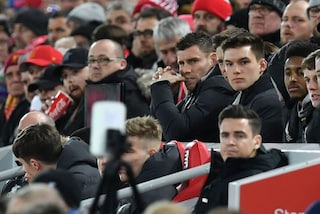 Milner, cuore Liverpool: rinuncia alle vacanze per stare vicino all'Under 23 in FA Cup
