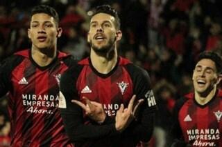 Copa del Rey, impresa del Mirandes, batte il Villarreal e si qualifica per le semifinali