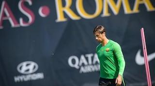 Roma, lesione al menisco per Mirante: operato questa mattina e resterà fuori un mese