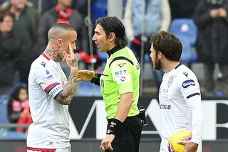 Cagliari, giallo pesante per Nainggolan: salterà il Napoli