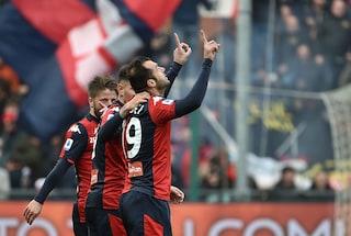 Serie A, i risultati della 23a giornata: vince il Genoa, pari tra Brescia e Udinese
