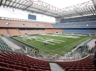 Atalanta-Valencia, lamentele per il prato di San Siro dal club spagnolo