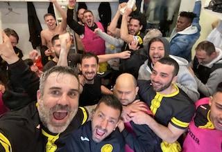 Sorrentino, nuova vita da bomber con il Cervo: gol su rigore e assist