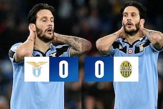 Il Verona ferma la Lazio sullo 0-0: Simone Inzaghi manca il sorpasso all'Inter