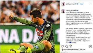 """Napoli, Younes non va in Russia e si confessa: """"Voglio diventare un'alternativa per Gattuso"""""""