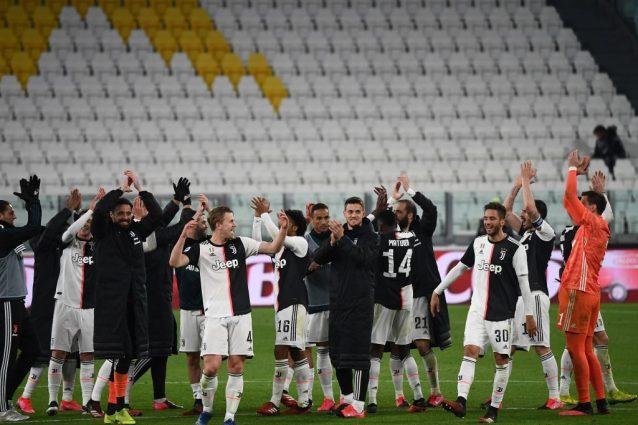 Scudetto Assegnato In Base Alla Classifica Parziale La Juventus Sarebbe Campione D Italia