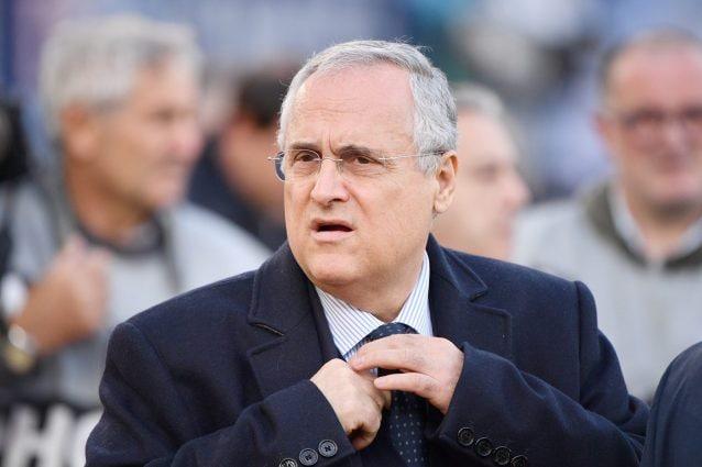 Serie A, Lotito contro Percassi: si discute il rinvio di Atalanta-Lazio