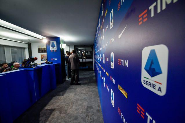 Serie A Oggi Assemblea Di Lega Tra Le Opzioni Anche L Annullamento Del Campionato