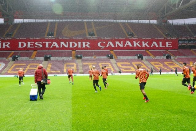 Turk Telecom Arena, Twitter Galatasaray
