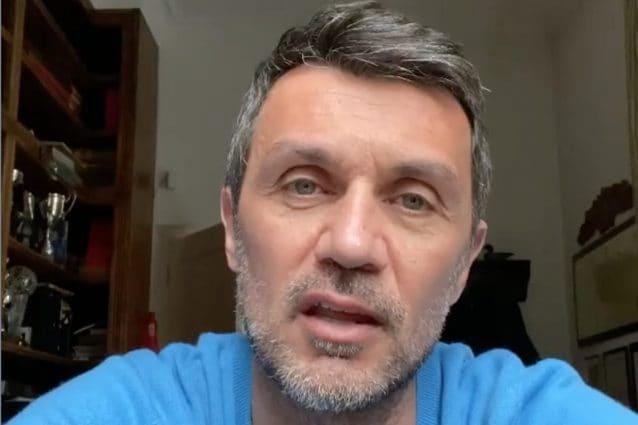Coronavirus, Paolo Maldini: